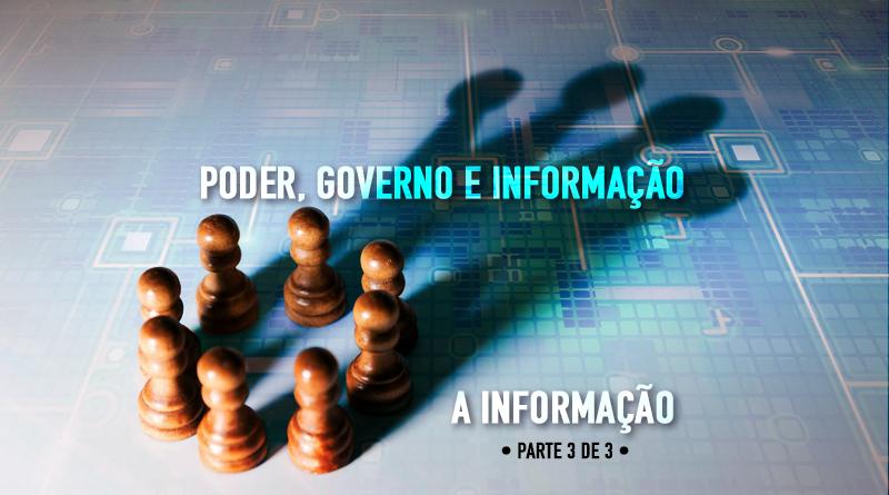 Poder Governo Informação Parte 3 De 3 Duplo Expresso